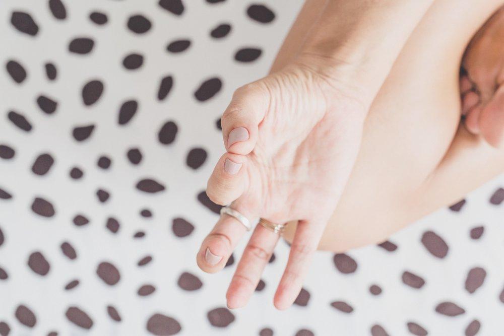 Pebble Yoga Mat