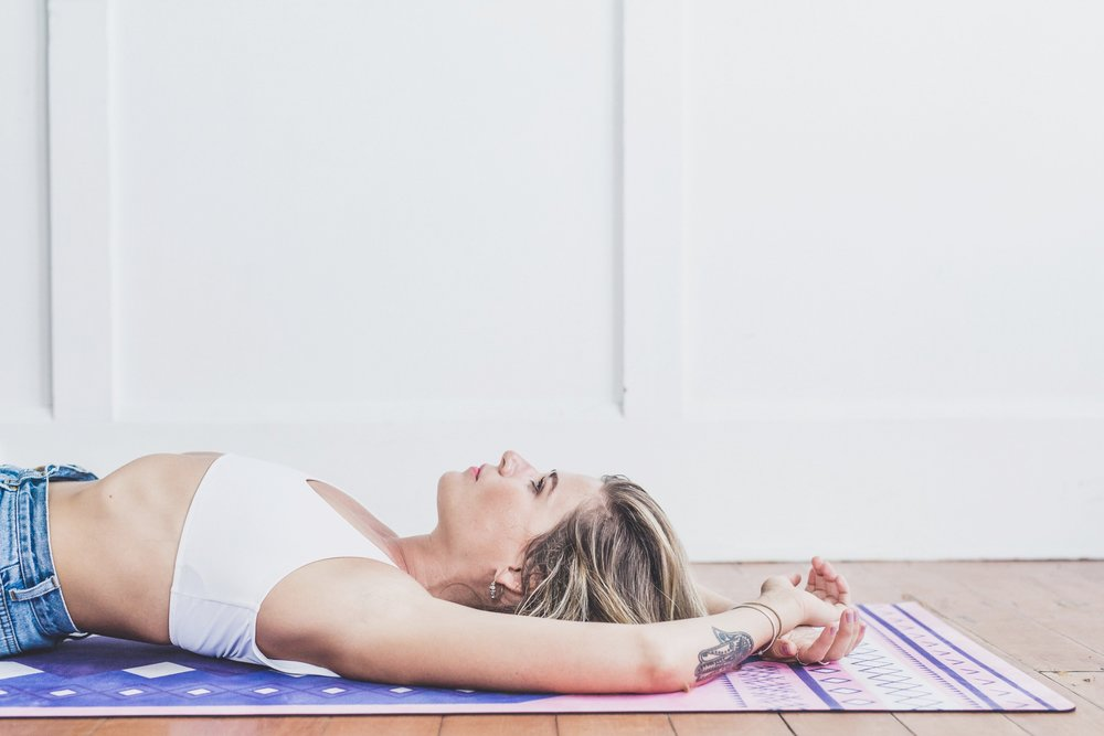 Boucherouite Yoga Mat