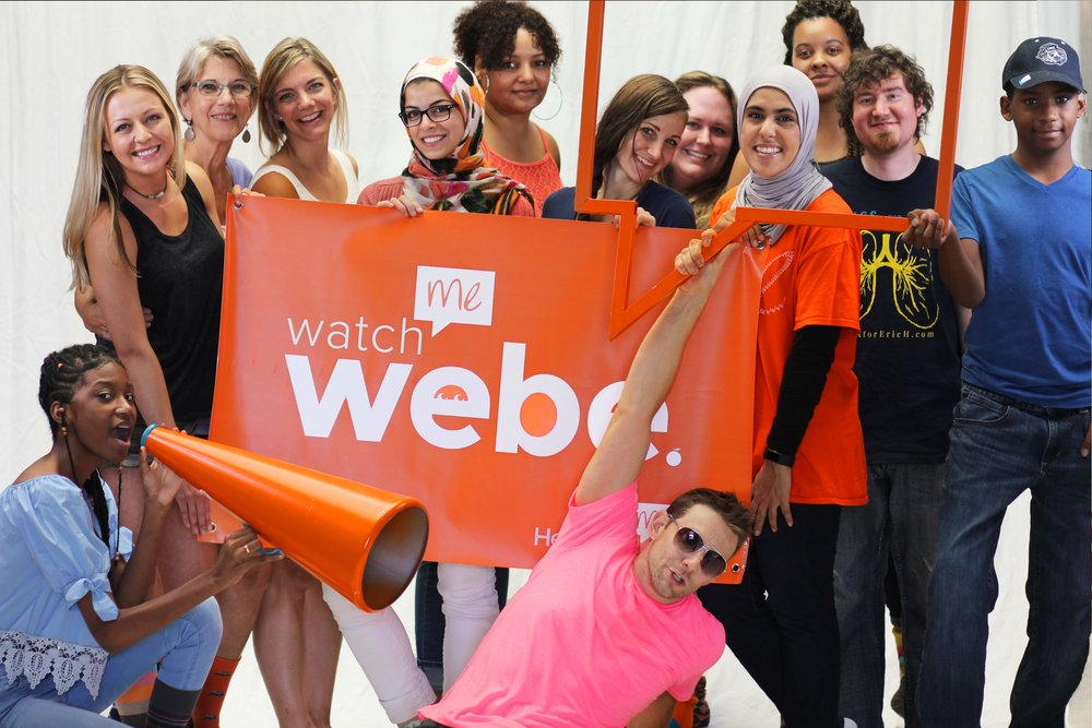 Webe With Me -