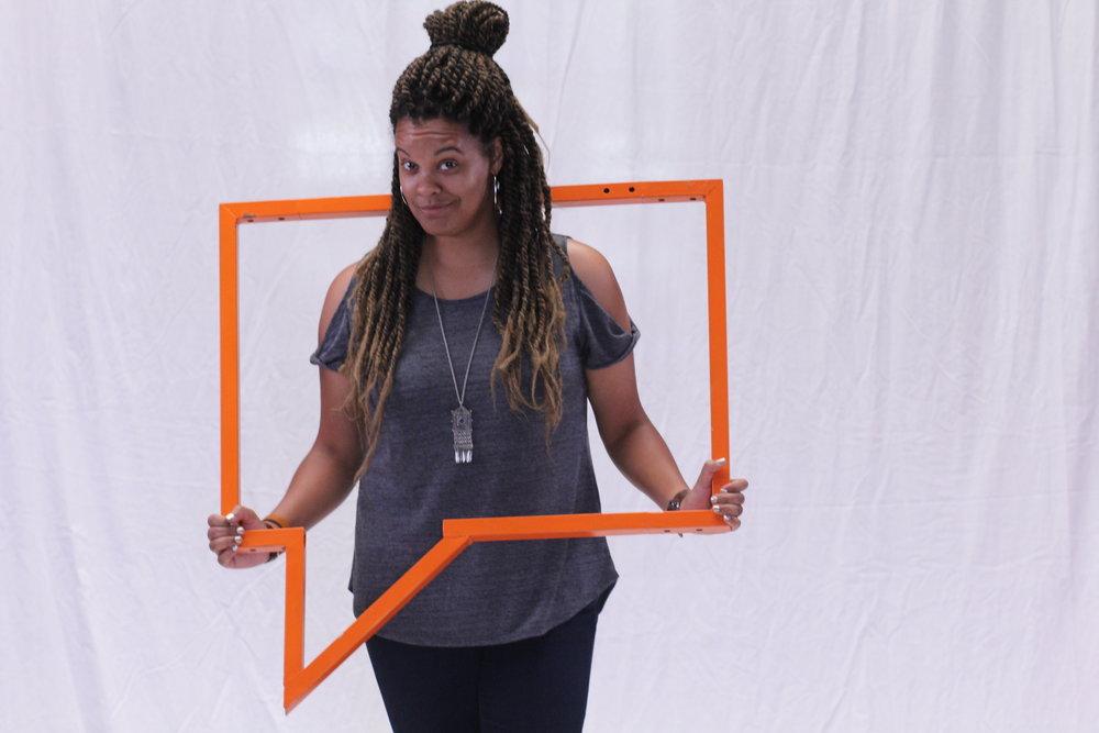 build a collective voice,with me! - (Jermisha Dodson)