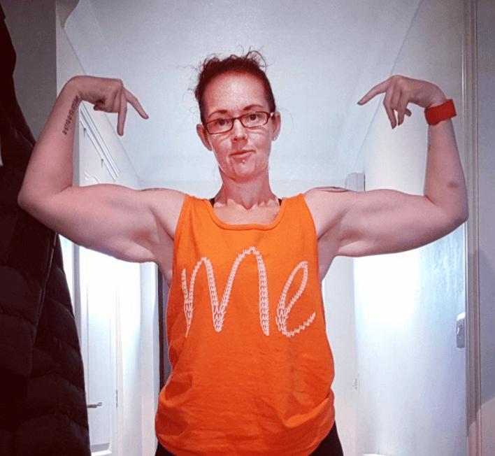 Jo Dunnett : Muscles