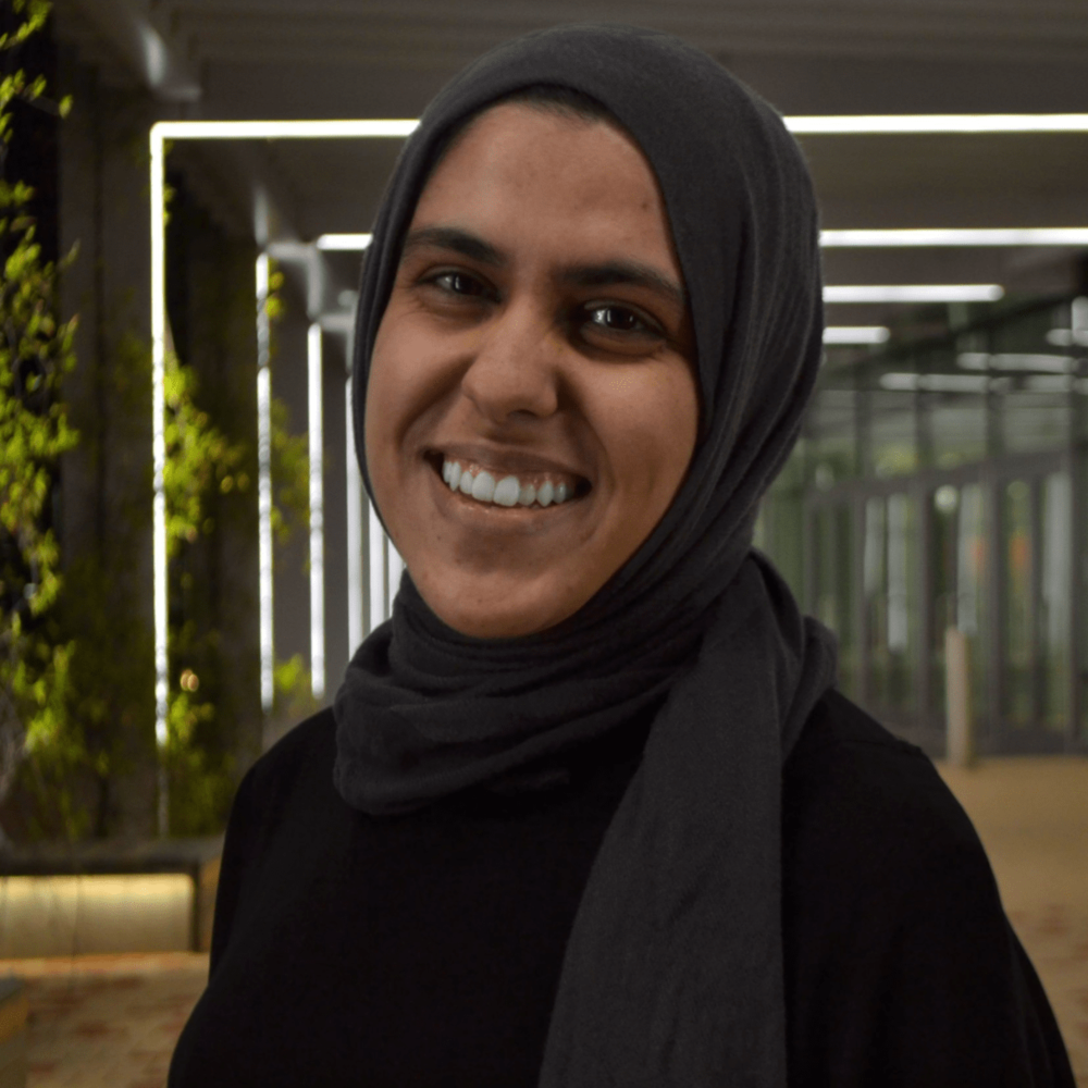 Fatima Hedaji - Community Developer