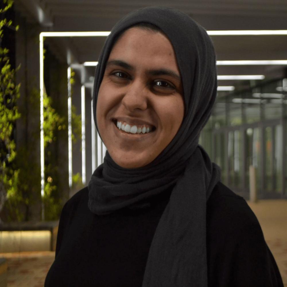Fatima Hedaji - Community Developer