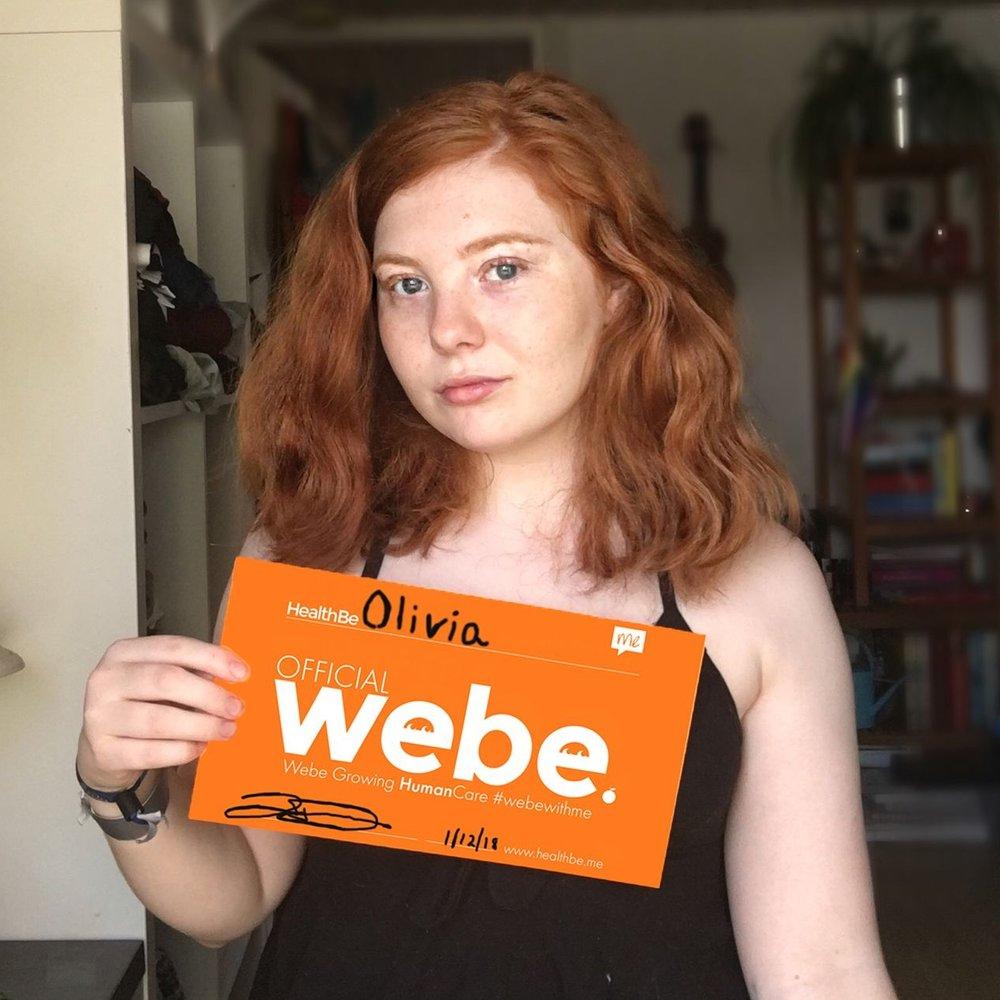Olivia : Awetisome/Dazzle : Super Webe