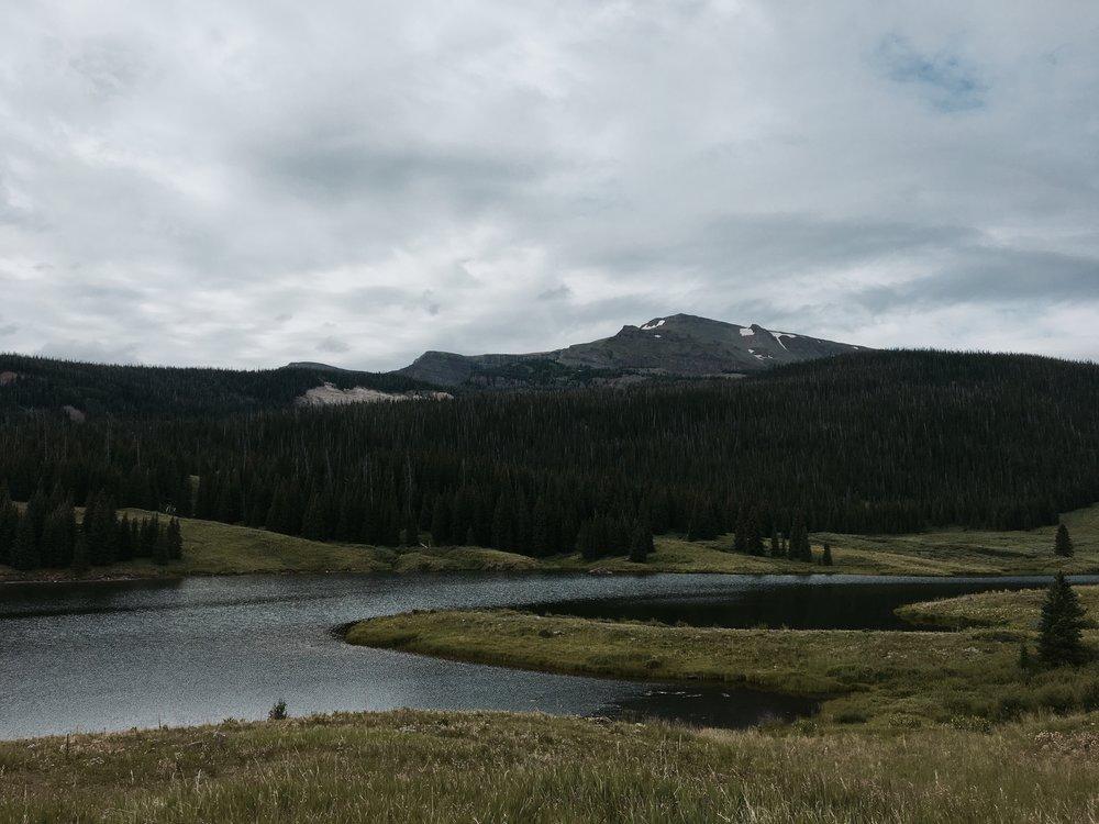 July 14th-15th Hike - Mount Princeston