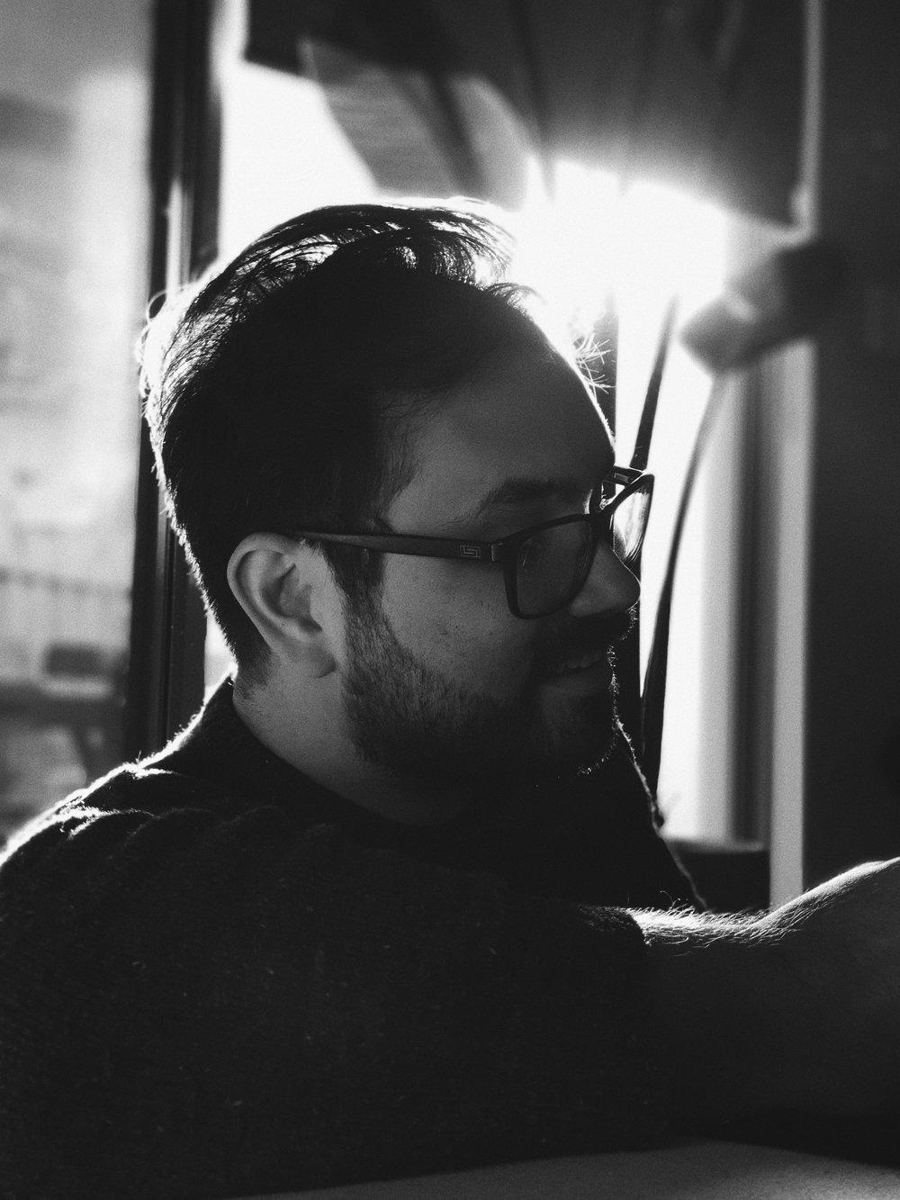 Producer Dan Thom