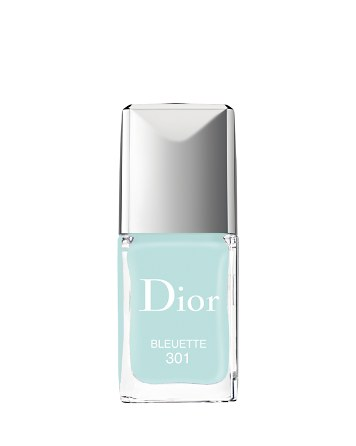 Dior, Vernis Couture Color Gel-Shine & Long-Wear Nail Lacquer, Glowing Gardens Collection, $27 via bloomingdales.com