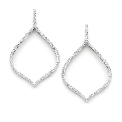 Nellie Earrings, $49, mindyweissjewelry.com