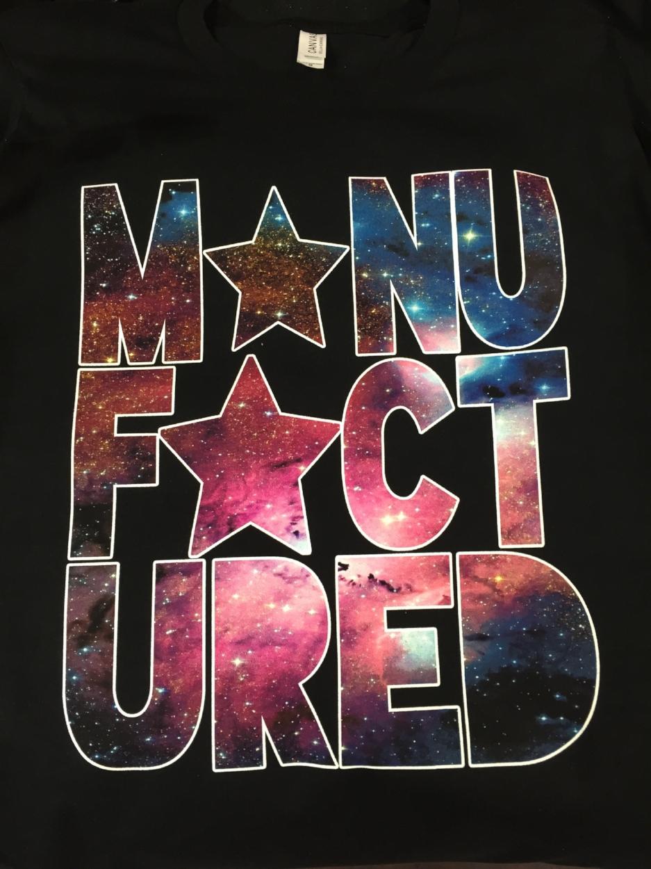 custom rave t-shirt