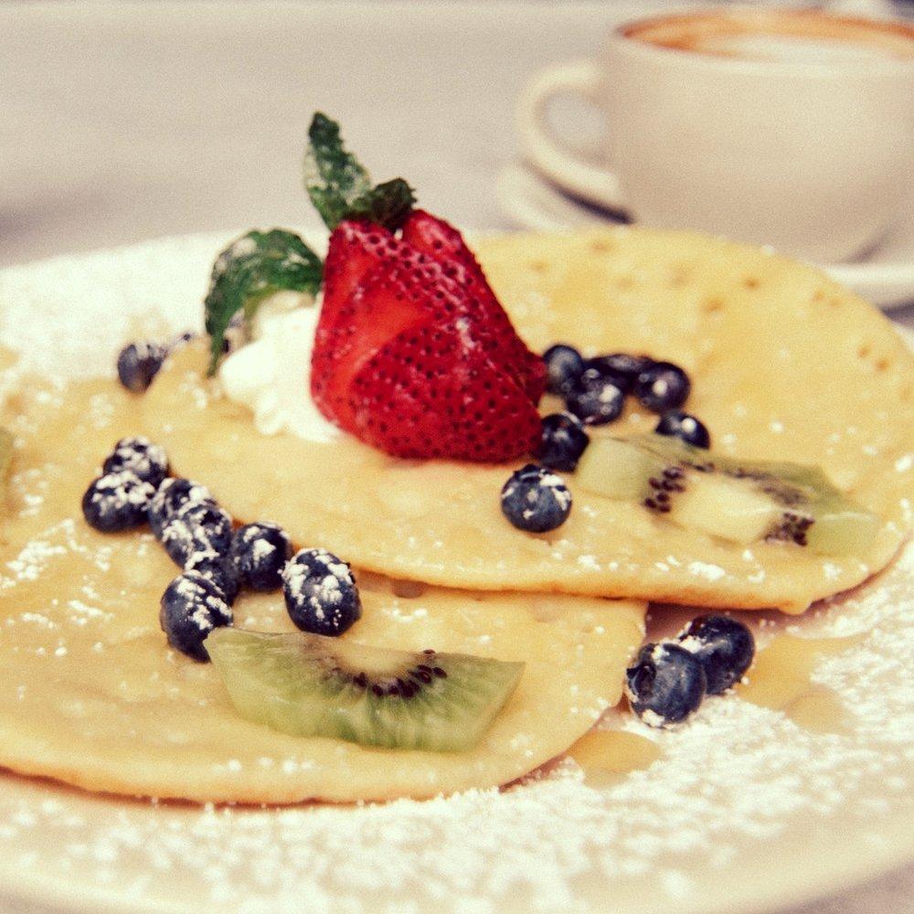 Berber pancakes