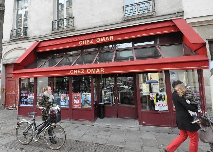 Chez Omar - Paris