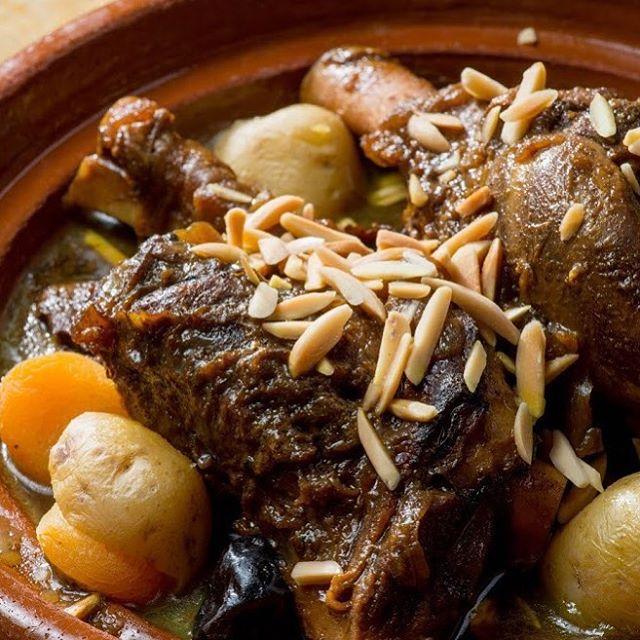 😋😋😋 Lamb Tagine! ~~~~~~~~~~~~~~~~~~~~~~~ #algerianfood #moroccanfood #delicious #nomnom #northafrica #meatlover #nyc #nyfood #nyceats #nycfoodie #foodporn #foodie #foodgasm #instafood #instafoodie #eeeeeats #brooklyn #brooklyneats #brooklynbars #brooklyndinner #brooklynfoodie #Williamsburg #williamsburgeats #tajine