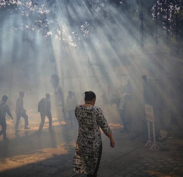 "@photogravure.009""Mumbai Fog"""