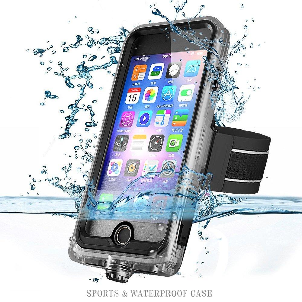 FitVision underwater iPhone case