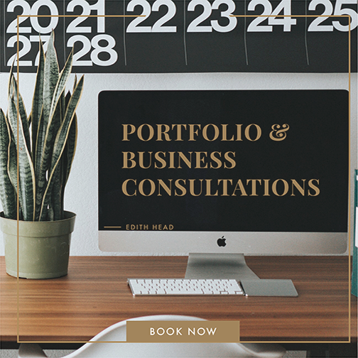 Book a portfolio review or photography business consultation session