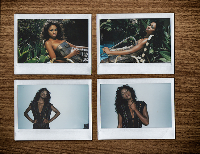 FujiFilm Instax Wide photo shoot
