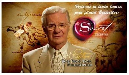 Bob Proctor in THE SECRET
