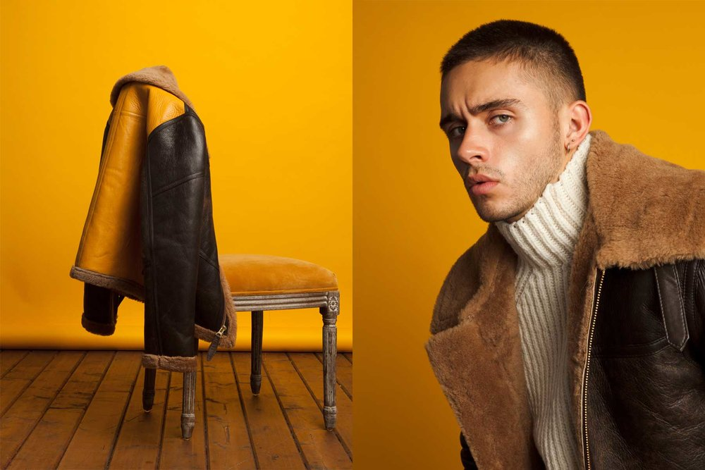 Men's Fashion Post, Photography by The Yaoh