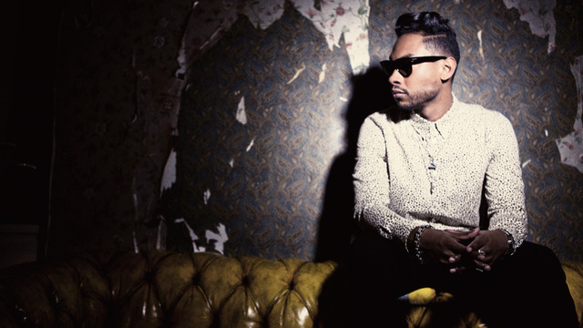 Singer, Miguel by Walid Azami