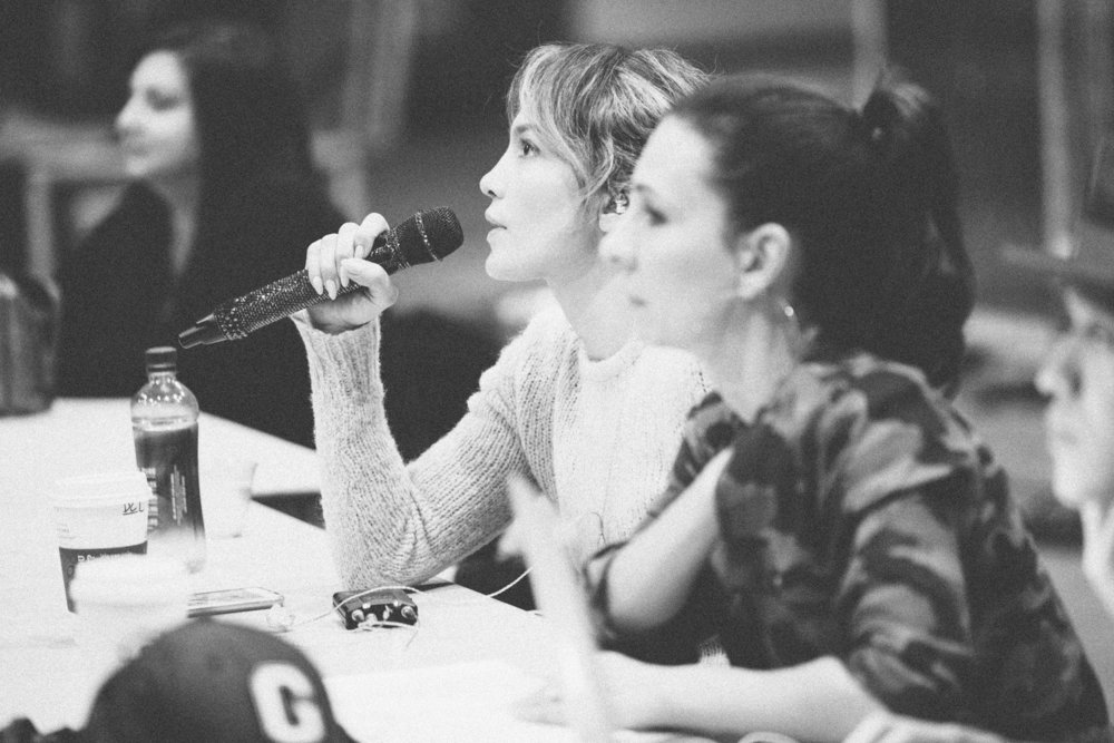 Jennifer Lopez photographed by Walid Azami