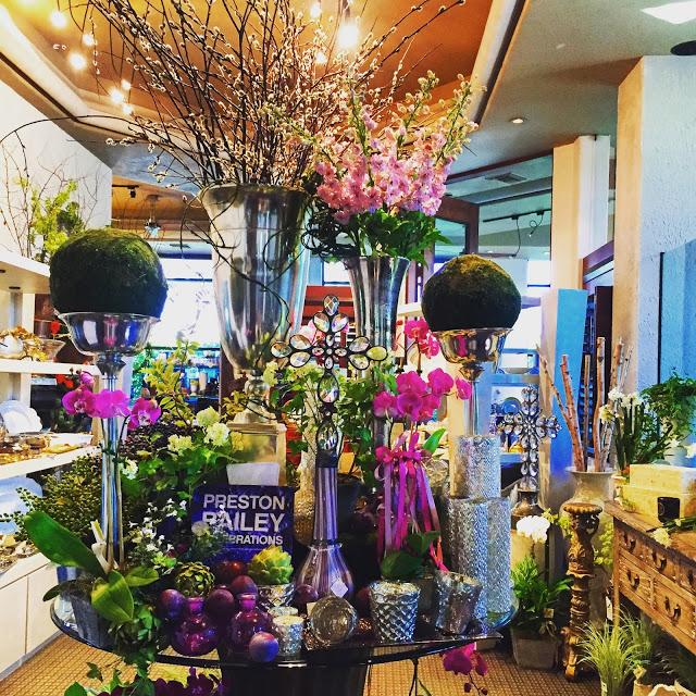 The New Rsvp Stems Showroom Designer Florist Event Coordinators Home Collections Bridal Registry