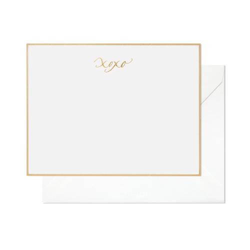 XOXO Note Set