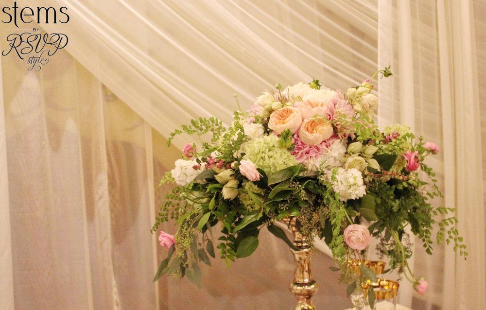 Tablescape Florals