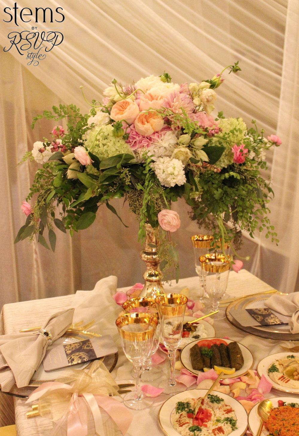 Tablescape & Floral Design