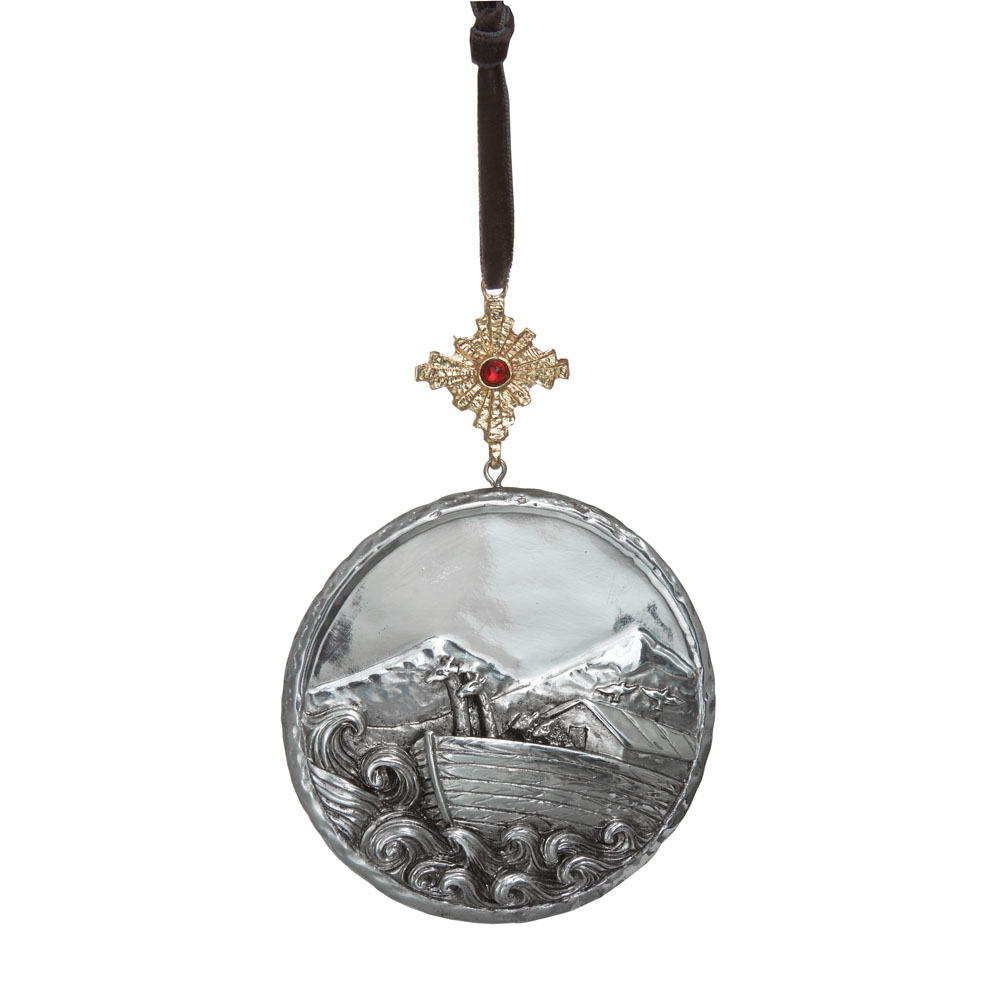4. Michael Aram Noah's Ark Ornament