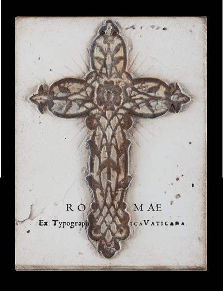 Sid Dickens Medieval Cross