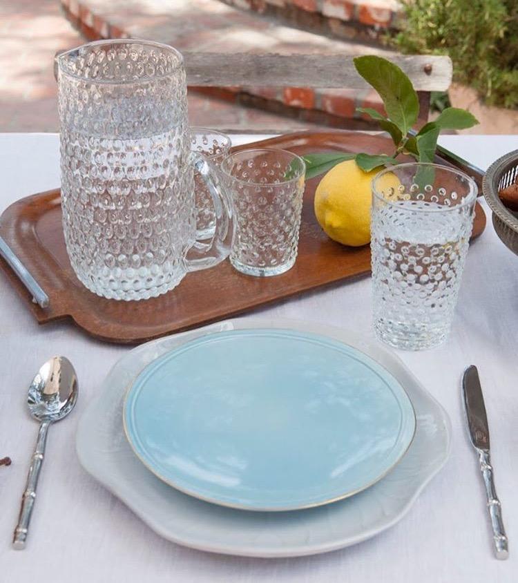 Blue Pheasant Dinnerware