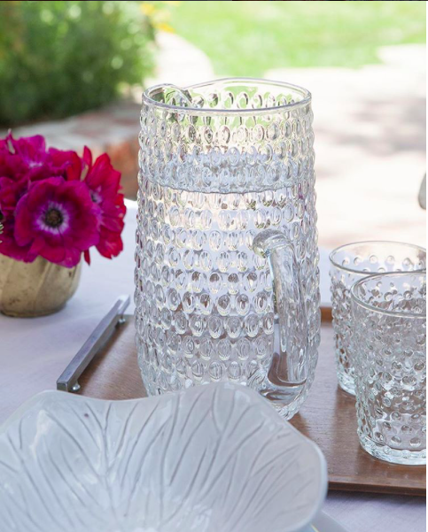 Grayson Clear Tumbler Set