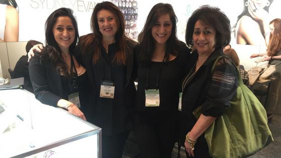 Gina Jelladian, Rosanne Karmes, Stephanie Bedrosian, Sonya Gage