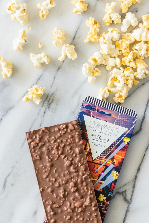 COMPARES The Drive In Milk Chocolate Popcorn