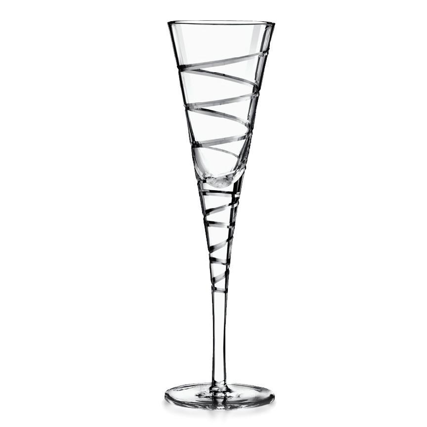 Vortex Champagne Flute https://rsvp-style.com/products/vortex-champagne-flute