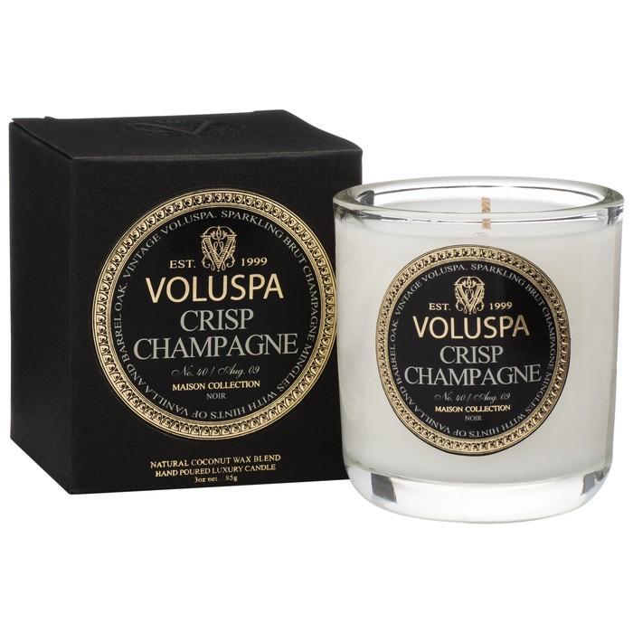 Crisp Champagne Voluspa Candle