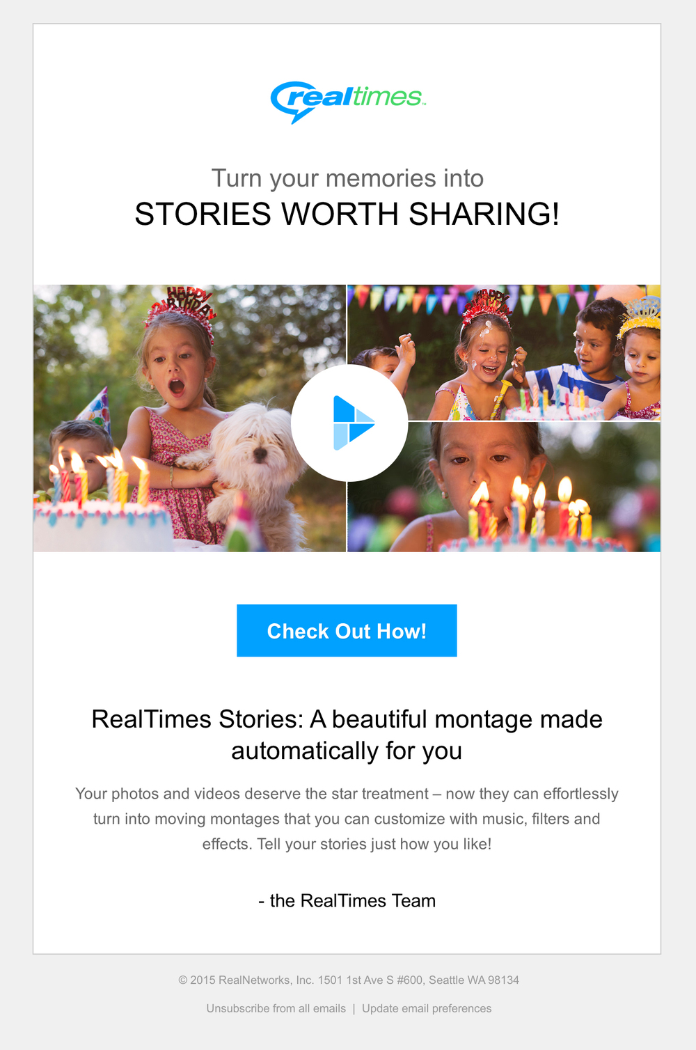 RealTimes Launch Email 3