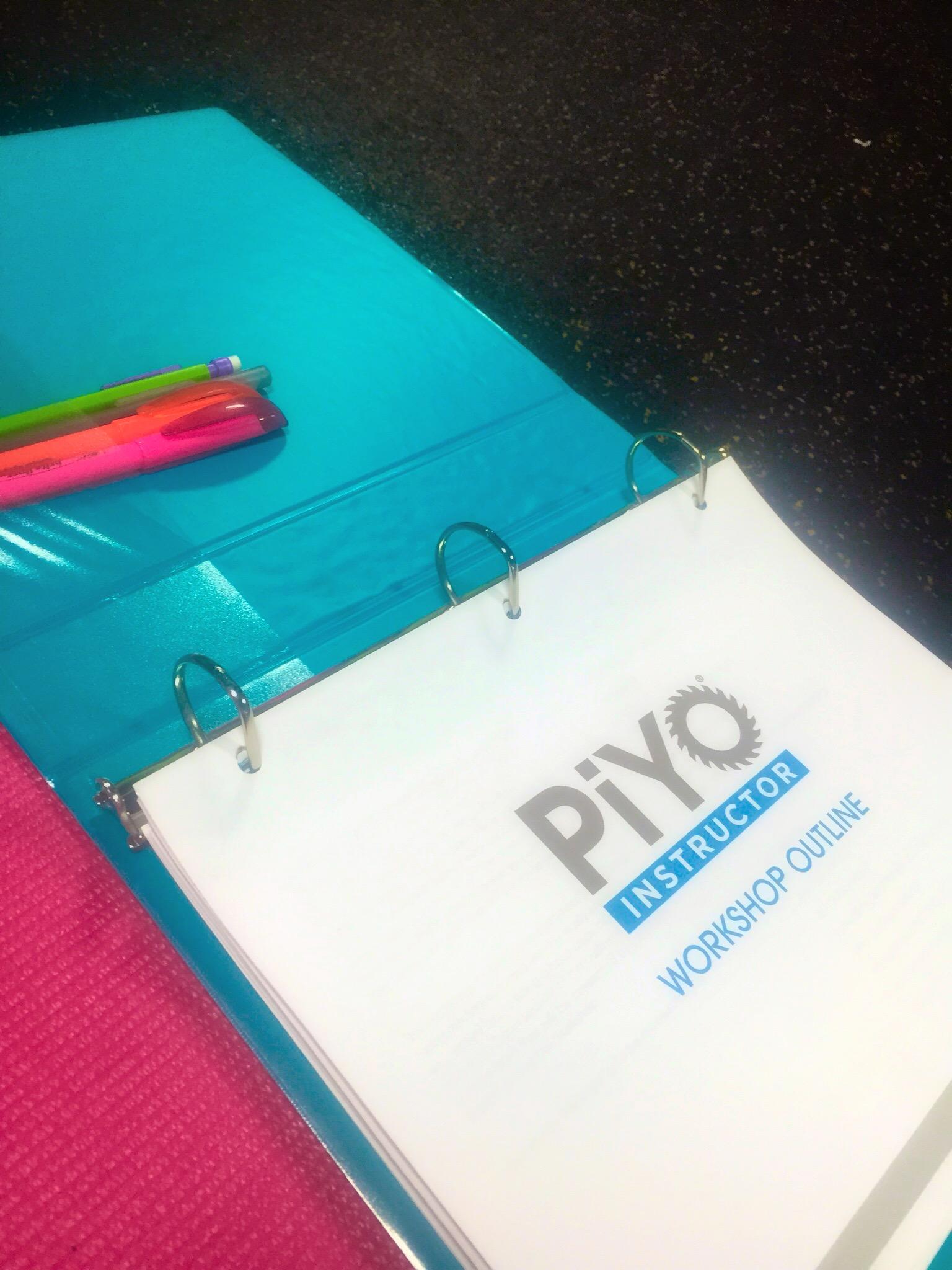 piyo manual