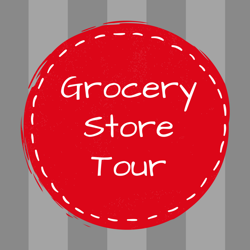 On-Site Tour  - Let me help you grocery shop! I'll show you the areas to pay attention to, the areas to avoid, and what to look for on labels of certain foods. We will also come up with a typical grocery list for your specific diet.