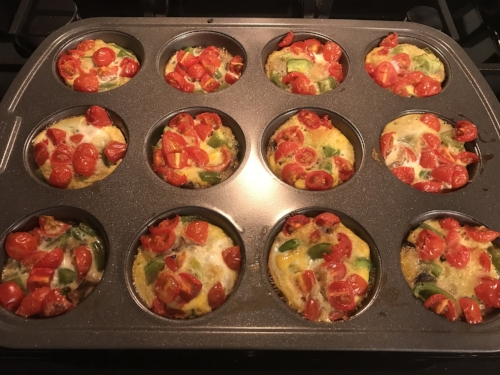 egg muffins final done