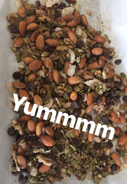 yumm - complete nut/seed mix