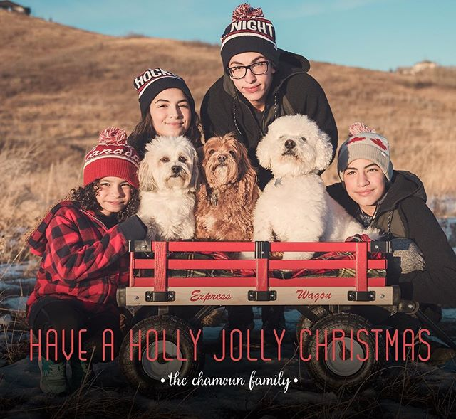 To all my family and friends...May your Christmas be filled with moments of fun and laughter with the ones you love, and may you have a safe and happy holiday. Merry Christmas. . . . #santapaws #christmas2018 #yycliving