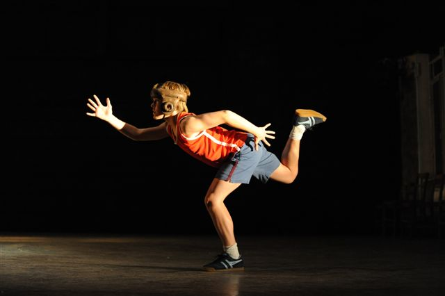 """Shadow Dance"" from  Billy Elliot the Musical  in London's West End"