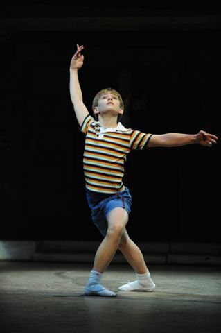 """Solidarity"" from  Billy Elliot the Musical  in London's West End"