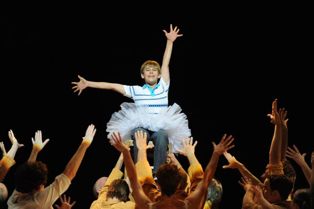 """Finale"" from  Billy Elliot the Musical  in London's West End"