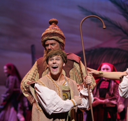 Joseph and the Amazing Technicolor   Dreamcoat  at Music Theatre Wichita. 2014. Christopher Clark Photography.