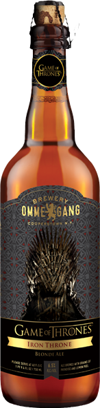 Omme Gang Iron Throne Blonde Ale