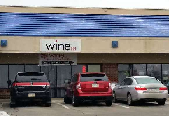 Wine 121 Omaha location