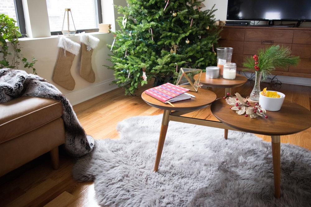 West Elm Christmas Decor