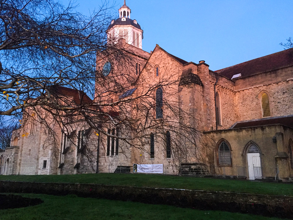 Portsmouth-Church
